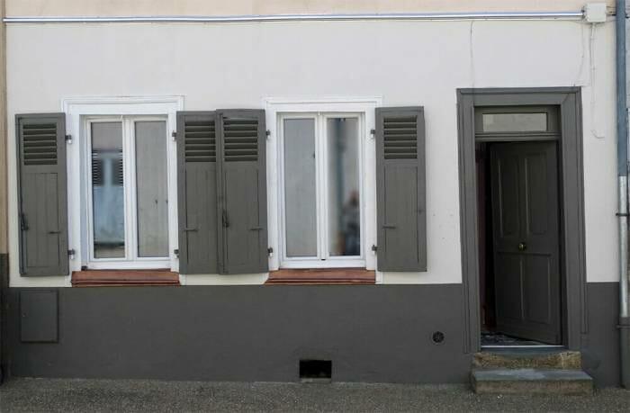 peinture rénovation façade