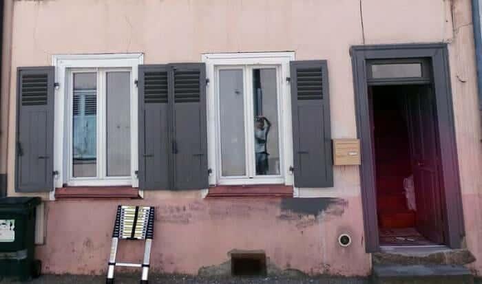 peinture façade rénovation