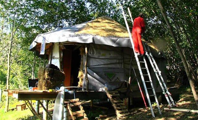 cabane autonome