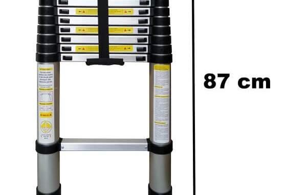 échelle-telescopique
