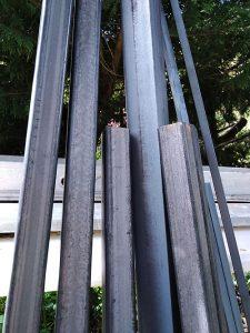 réaliser une grille en métal