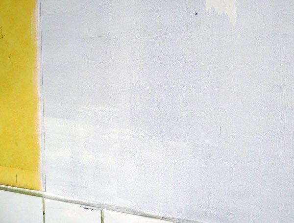 1ere couche peinture