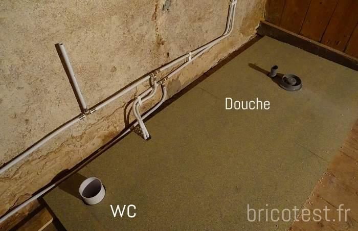 créer salle de bain