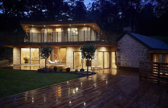 maisons bois
