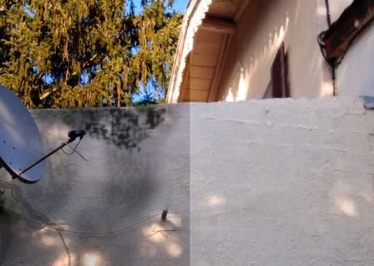 peinture siloxane facade cecil