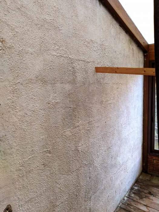 rénovation mur enduit