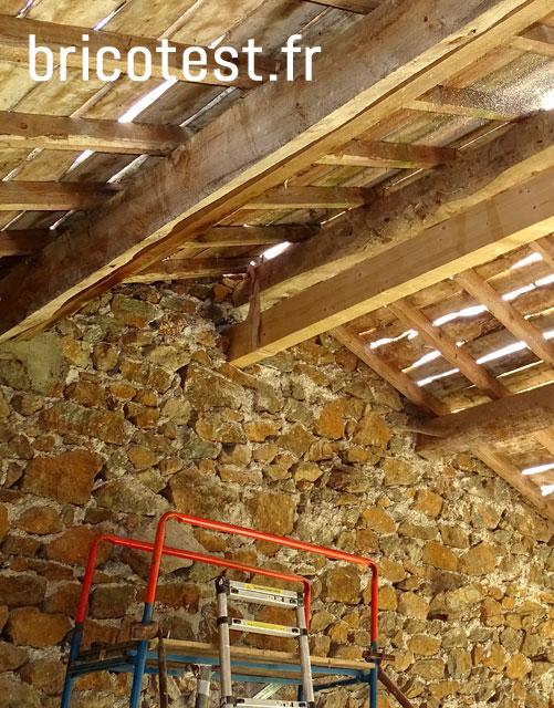 charpente rénovation
